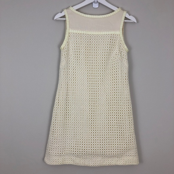 Lilly Pulitzer Dresses & Skirts - Lilly Pulitzer Sophia Crochet Eyelet Dress Vanilla